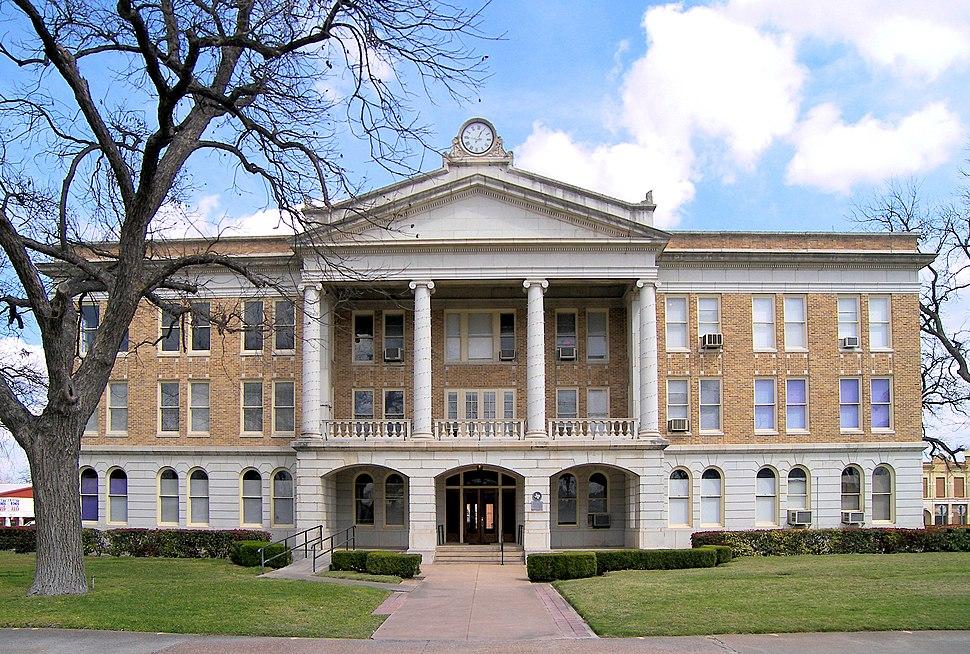 Uvalde courthouse