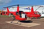 VH-OCJ Robinson R22 Beta II Heliflite (6486110535).jpg