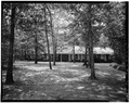 VIEW OF FRONT ELEVATION - Jimmy Carter House, 209 Woodland Drive, Plains, Sumter County, GA HABS GA,131-PLAIN,2-3.tif