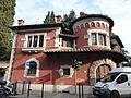 V Spallanzani - Villino rosso di villa Torlonia, Accademia nazionale delle Scienze P1100457.JPG