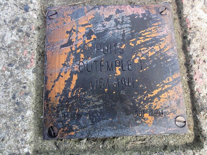 La Fosse Dutemple de la Compagnie des mines d'Anzin était un charbonnage constitué de deux puits situé à Valenciennes, Nord, Nord-Pas-de-Calais, France.