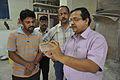 Vallabhbhai Jhaverbhai Patel Bust in Progress - Kolkata 2016-08-30 6493.JPG
