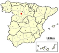 Valladolid Spain location.png