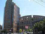 Vancouver Library Square, Vancouver, British Columbia