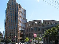 Vancouver Library Square July 2004.jpg