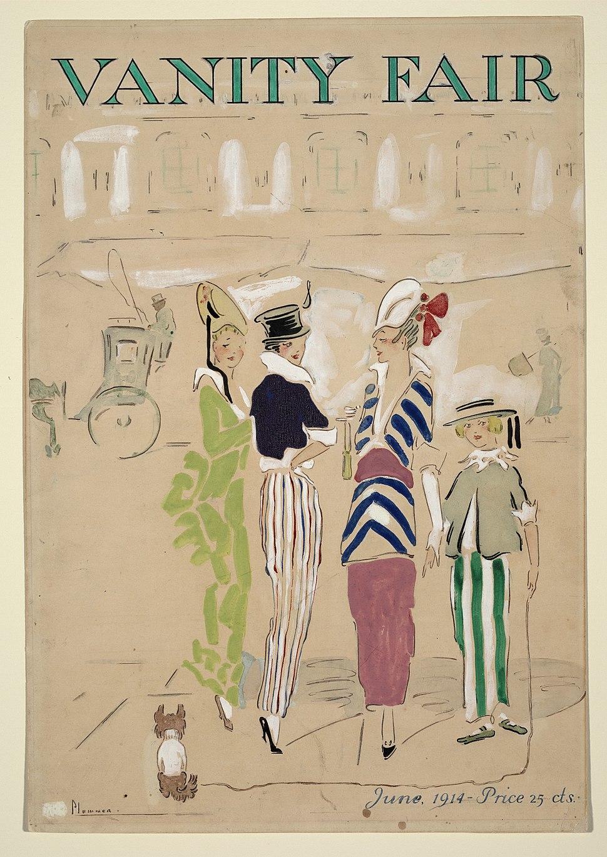 Vanity Fair June 1914