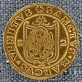 Venezia, doppia d'oro di antonio priuli, 1618-23.JPG
