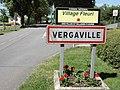 Vergaville (Moselle) entrée.jpg