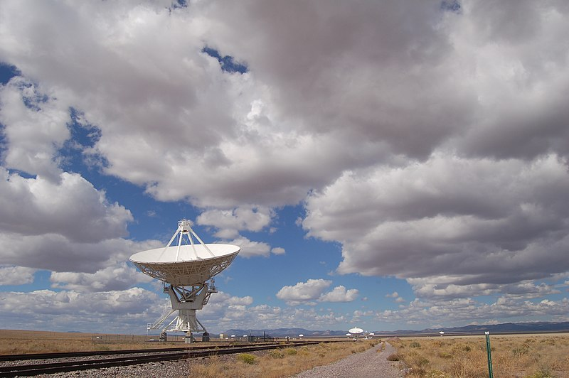 File:Very large array clouds.jpg