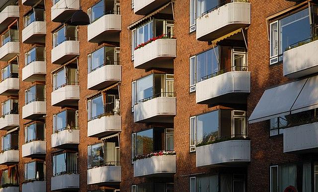 Датчане стали чаще покупать жильё