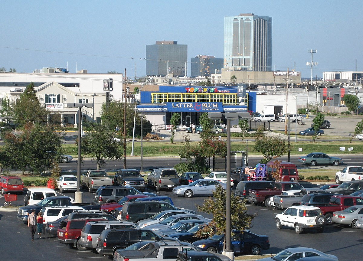 Discover Metairie, Louisiana with the help of your friends. Search for restaurants, hotels, museums and more.