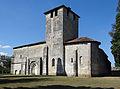 Vianne - Église et cimetière.JPG