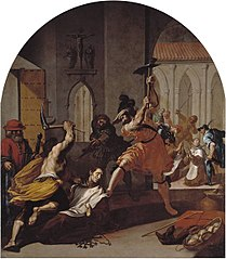 The Martyrdom of the Roermond Carthusians