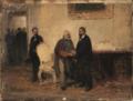 Victor Emmanuel II meets Giuseppe Garibaldi (preparatory sketch) - Gerolamo Induno.png