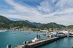 View of the harbour in Picton 03.jpg
