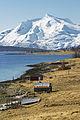 View to coast of Tjeldsundet, Hinnøya, Nordland, Norway, 2015 April.jpg