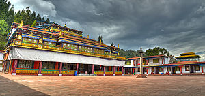 Rumtek Monastery - Rumtek Monastery