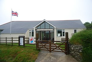 East Portlemouth - The village hall in East Portlemouth