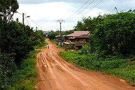 Village de Cacao