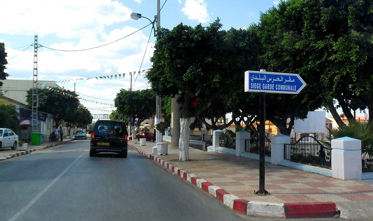 File ville de hadjret ennous 2 for Piscine 5 juillet bab ezzouar