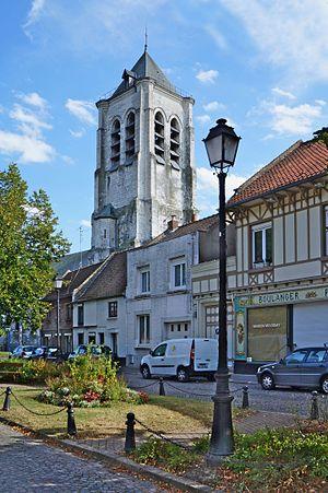 St. Peter Church of Flers-Bourg Villeneuve d'Ascq North