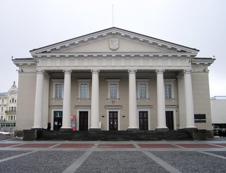 Vilniaus City Hall
