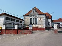 Vincly (Pas-de-Calais, Fr) Résidence de la Mairie.JPG