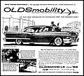 Vintage Advertising For The 1958 Oldsmobile Trans-Portable Radio In The Janesville Wisconsin Daily Gazette Newspaper, December 3, 1957 (32292168791).jpg