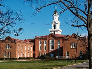 Virginia Theological Seminary American seminary