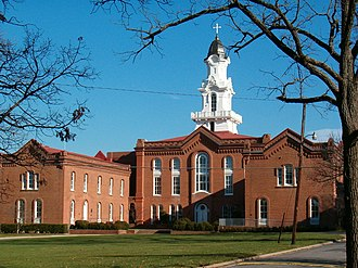 Virginia Theological Seminary - Image: Virginia Theological Seminary Alexandria, VA