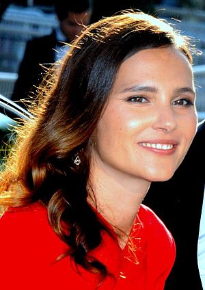 Virginie Ledoyen - Ledoyen at the 2015 Cannes Film Festival.