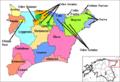 Vironiae Orientalis municipia.PNG