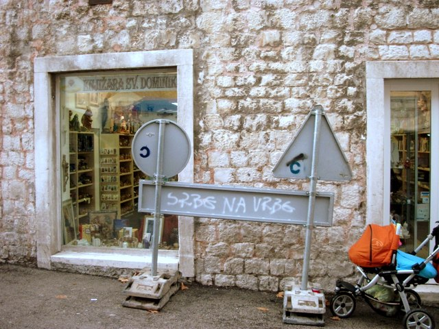 Virulent Serbophobia in Split