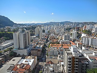 Juiz de Fora Municipality in Southeast, Brazil