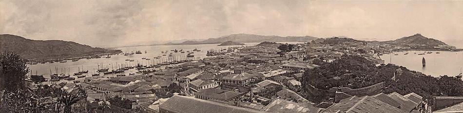 History of Macau - Wikiwand