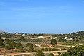 Vistes des de la casa fortificada de la Benitzaina.JPG