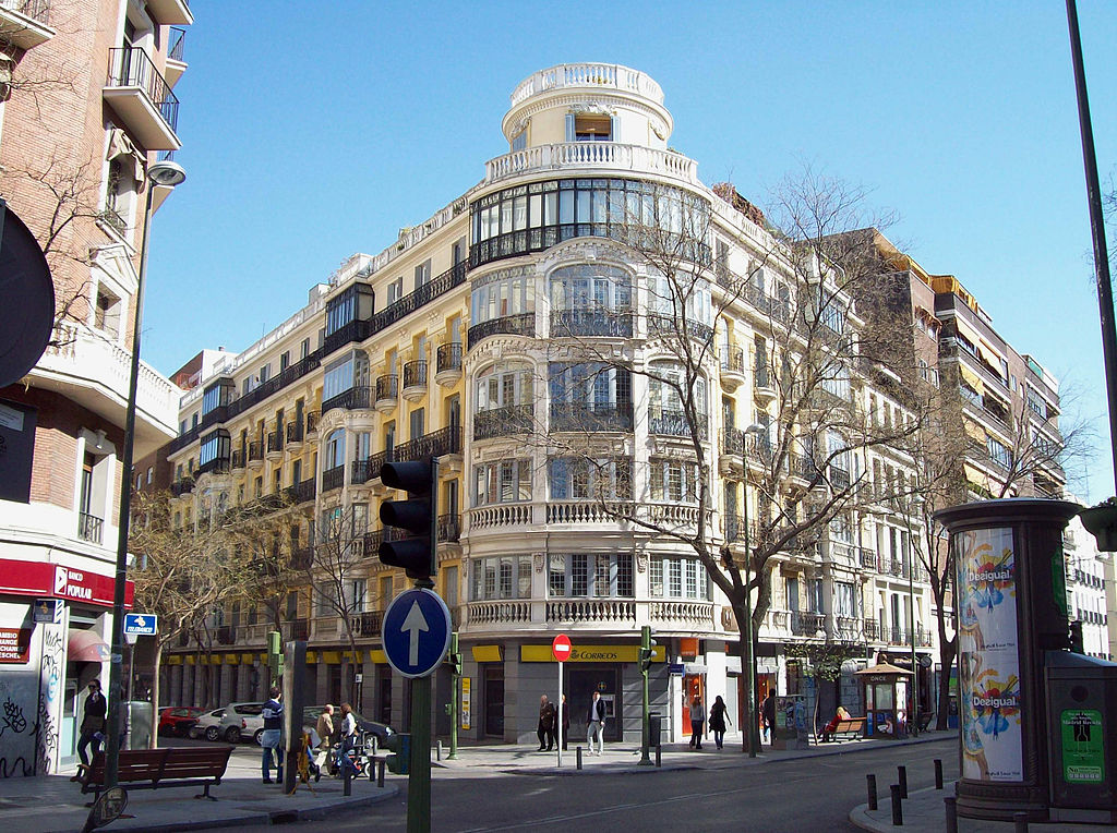 Viviendas para Modesto González (Madrid) 01