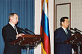 Vladimir Putin in South Korea 26-28 February 2001-6.jpg