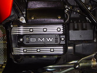 BMW K100 - K75 valve cover