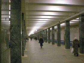 Водный стадион - станция метро Москва.