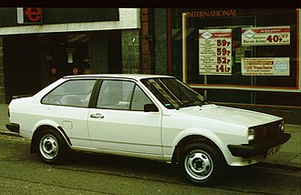 "Volkswagen Derby - European Volkswagen Derby second generation two-door: introduced 1981 and rebranded as ""Polo Classic"" in 1984"