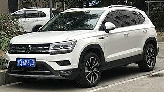 Volkswagen Taos Motor vehicle