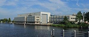 Royal Huisman - Image: Vollenhove Netherlands Royal Huisman shipyard 01