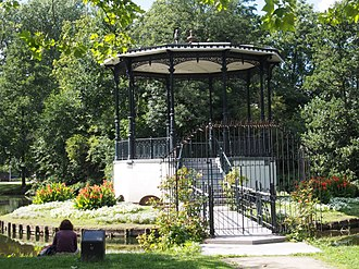 Vondelpark - Muziektent