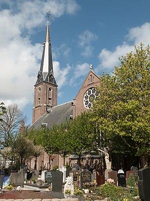 Voorhout - Image: Voorhout, de Sint Bartholomeuskerk foto 4 2014 04 13 11.24