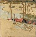Vuillard - La promenade dans le port, le Pouliguen, vers 1910.jpg
