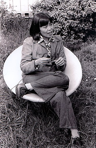 Wendy Yoshimura - Yoshimura in 1976