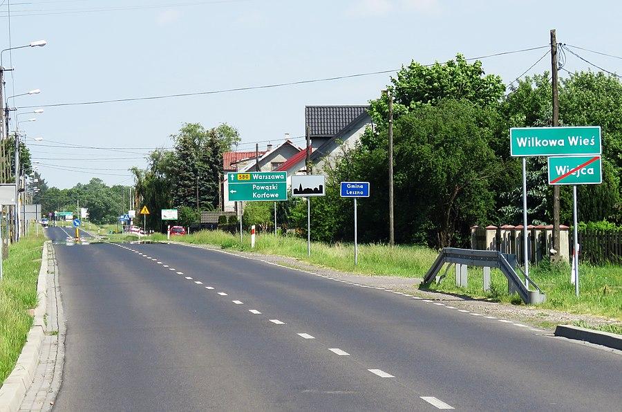 Wilkowa Wieś