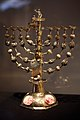 WLA jewishmuseum German Hanukkah Lamp by Johann Adam Boller.jpg