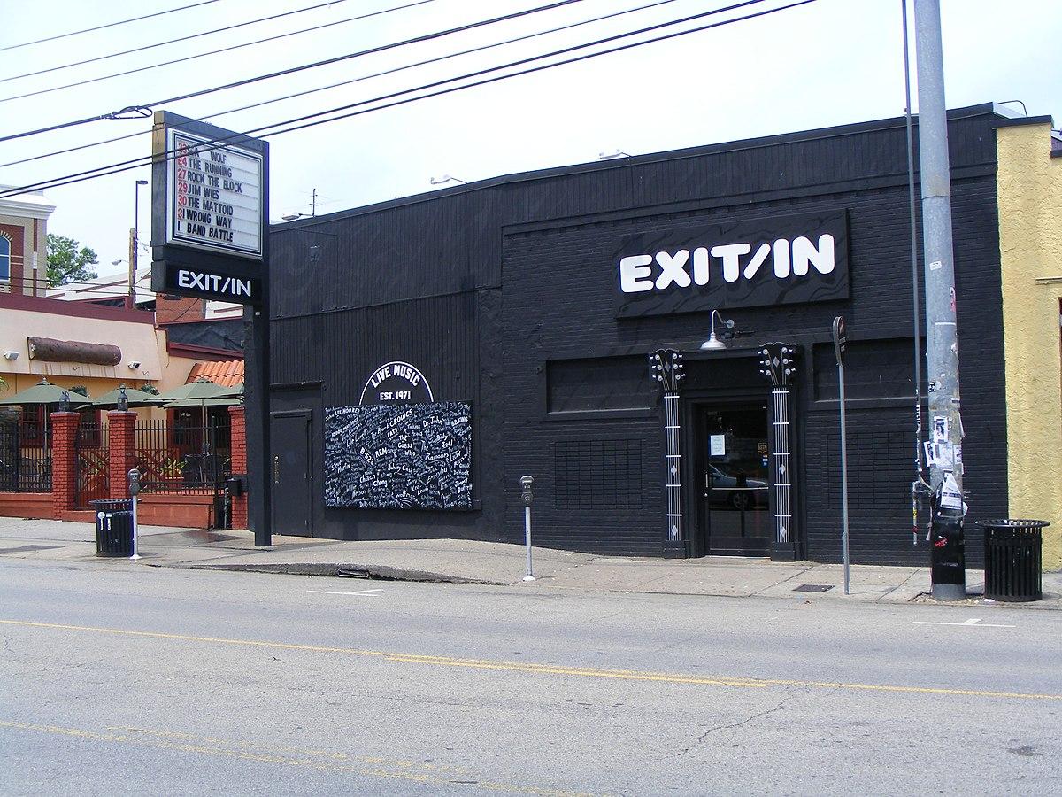 Exit  In